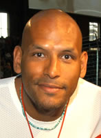 Utah Jazz forward/centre John Amaechi
